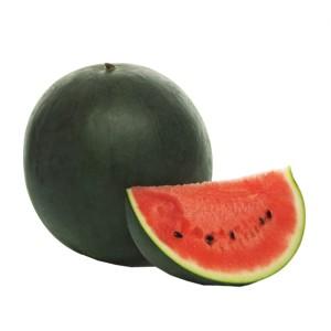 melancia preta