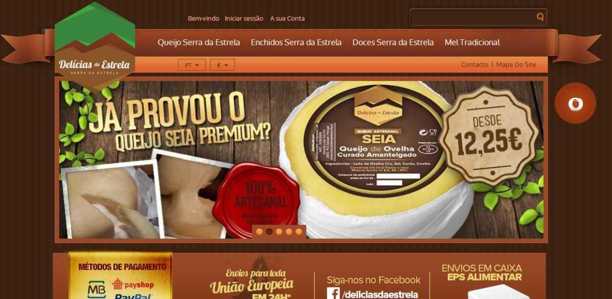 Produtos da Serra da Estrela num clique!