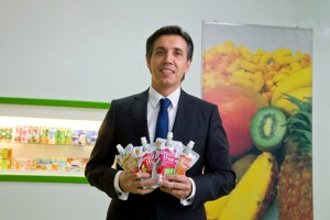 João Miranda , presidente da Frulact .