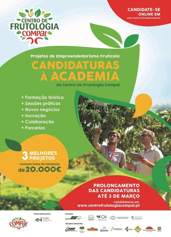 Cartaz Candidaturas Academia 3 Março