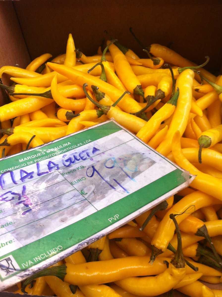 Frutas e legumes: Vendas a crescer